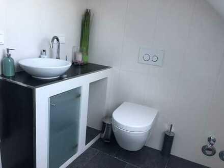 Zentrumsnahe Maisonettewohnung mit gehobener Ausstattung (Smart Home-System)