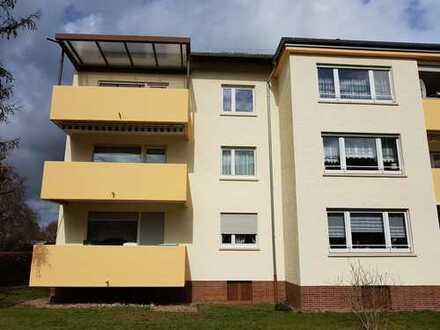 Gepflegte 3-Zimmer-Wohnung mit Südbalkon in Hanau-Kesselstadt