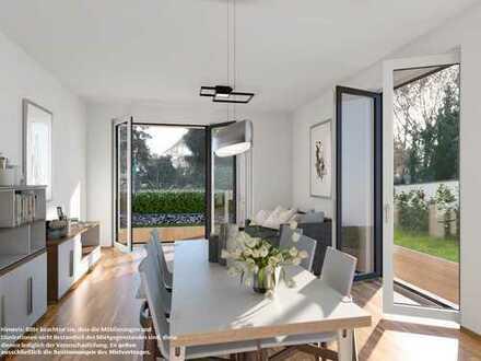 ++ FAMILIEN AUFGEPASST ++ Schicke Neubauwohnung mit Parkettboden, Fußbodenheizung und Balkon ++
