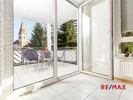 Moderne Wohnung mit tollem Balkon -RESERVIERT-