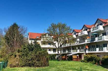Tolle Wohnung mit Balkon und Stellplatz