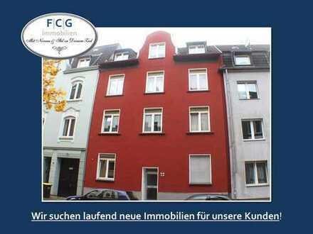 Eigennutz oder Kapitalanlage! 1-Zimmer-Erdgeschosswohnung mit Balkon zu verkaufen!