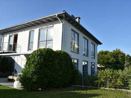 Traumhafte Stadtvilla: 6 Zimmer, EBK, Fußbodenheizung, Terrasse, Lounge, 2 Bäder