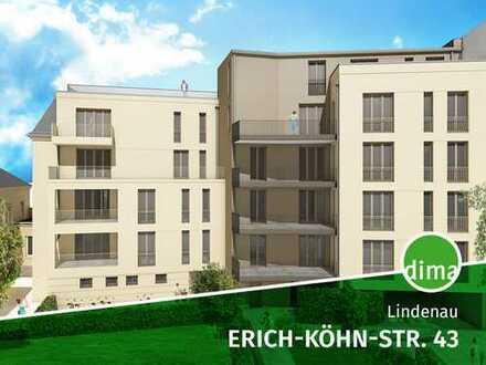 BAUBEGINN | Spektakuläres Single-Penthouse mit riesigem Dachgarten und Süd-Dachterrasse