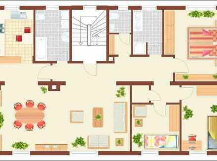 4-Zimmer-Wohnung mit EBK in Nürnberg
