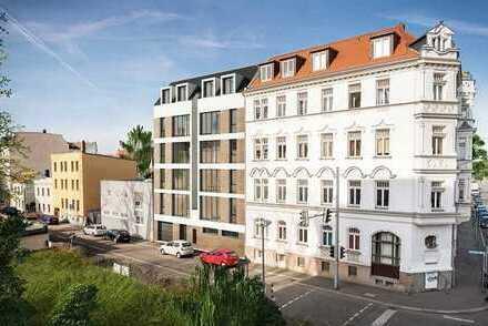 Gehobene 5-Zimmer-Wohnung mit Balkon!