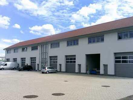Ansprechende Bürofläche (Glasfaser) (ab 35m² ) in neu errichteter Gewerbehalle.