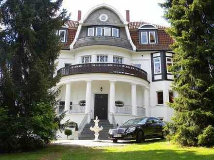 Historische Villa als Hostel mit phantastischen Möglichkeiten