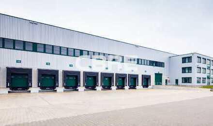 PROVISIONSFREI über CBRE: Neuwertige Hallenfläche im Kölner Logistikpark