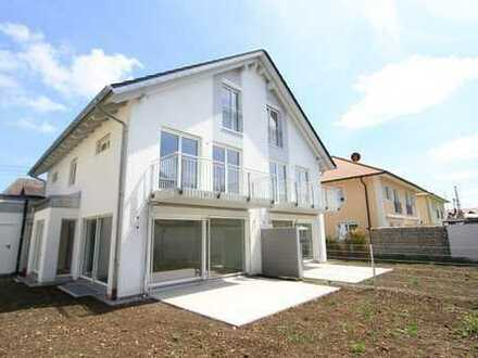 MAISACH hochwertiger NEUBAU in zentraler Toplage, 6 Zimmer + 1 Hobbyraum + 2 Bäder + Fußbodenheizung