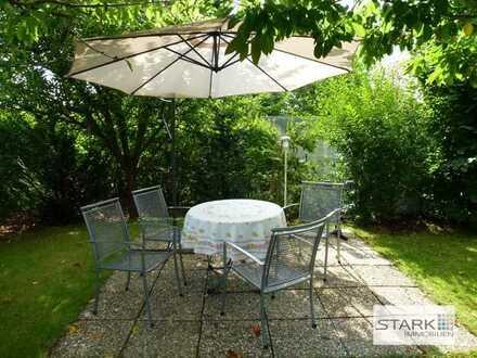 Schöne 2,5 ZW mit Wintergarten und Gartenanteil zu vermieten!