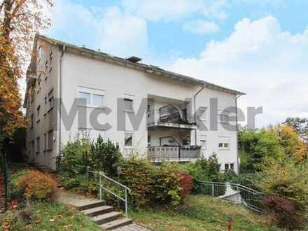 Gepflegt und gemütlich: 2-Zi.-ETW mit Balkon in attraktiver Lage von Leonberg