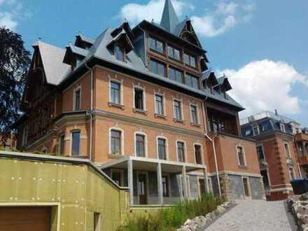 Traumhaftes Arbeiten in einer exklusiven Gründerzeitvilla in Toplage von Plauen