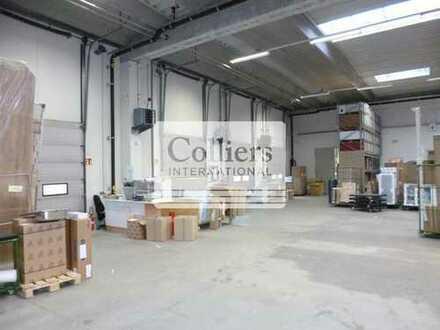 Logistikimmobilie mit Büro im Gewerbegebiet Dahlewitz