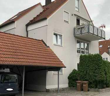 Helle moderne 4-Zimmer-EG-Eigentumswohnung mit Terrasse und großem Garten