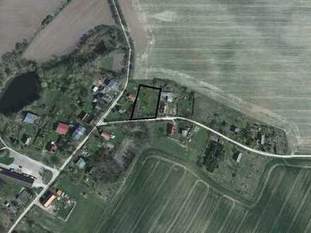 großzügiges Baugrundstück in ruhiger Randlage im uckermärkischen Neuenfeld
