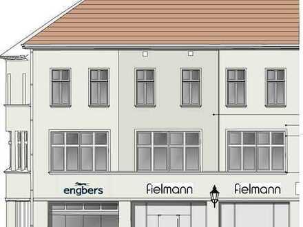 Brandenburg Fußgängerzone - Wohn-/Geschäftshaus in exklusiver 1A-Lage