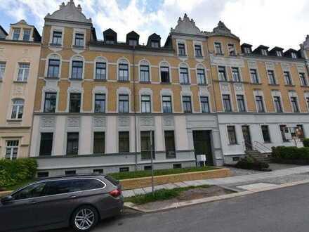 Dachgeschosswohnung in Chemnitz-Altendorf