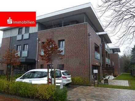 Neubau 2016: 88 m² Penthouse ETW mit Fahrstuhl in St. Peter Ording