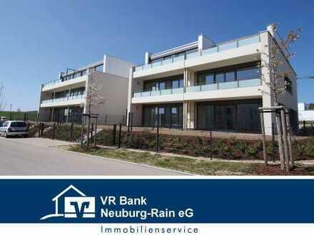 3-Zimmer-Neubau-Wohnung mit sonniger Terrasse - A1