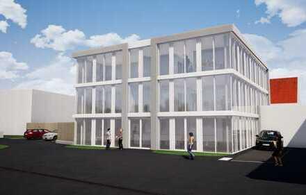 Bürohaus in zentraler, nördlicher Lage in Weingarten, Erstbezug 2020