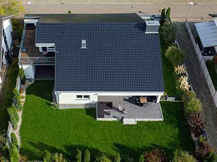 Freistehendes Einfamilienhaus mit großzügigem Außenbereich in der Rhein-Neckar-Metropolregion
