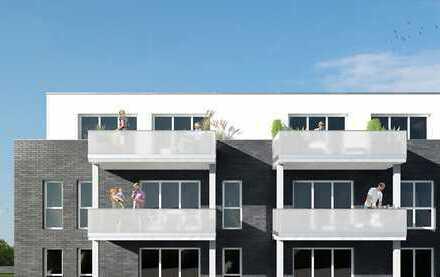 Barrierefreie - KfW 55 - Wohnungen, in einer der wenigen verfügbaren Lagen in Mh.-Dümpten. ETW-Nr.4