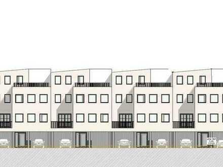 Weststadt: Attraktives Grundstück für 6 Reihenhäuser