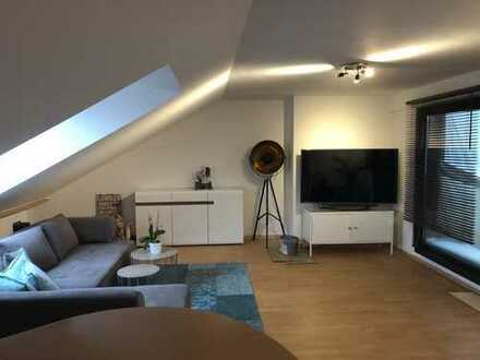 ** Ideale 3 ZKB Dachgeschoss-Wohnung in Kissing **