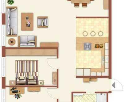 ***Neuwertige 3,5-Zi.-Wohnung im idyllischen Katzental, ca. 90 m²***