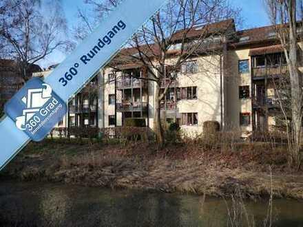 Lage, Lage, Lage und top Zustand! Eigentumswohnung in Bayreuth