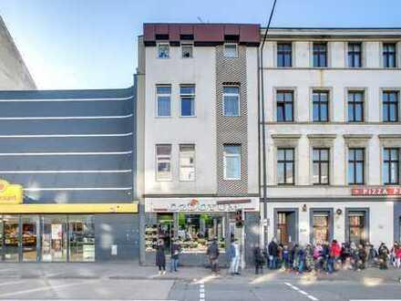   Solide Kapitalanlage inkl. kleiner Gewerbeeinheit in zentraler Lage von Aachen  