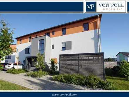 Modern und komfortabel! Neuwertige 3-Zimmerwohnung in Niederaichbach!