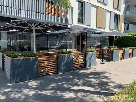 Moderne Gastronomiefläche zur Kapitalanlage in attraktiver Lage der Heilbronner Bahnhofsvorstadt!