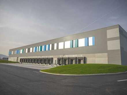 Ensisheim(FRA): Provisionsfrei, ab 4,75 €/m², Neubau-Logistikhalle, teilbar ab ca. 10.700 m²