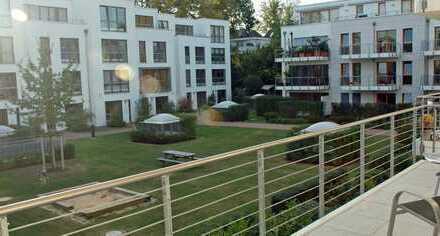 Hochwertig ausgestattete 3-Zimmer-Wohnung mit Sonnenbalkon