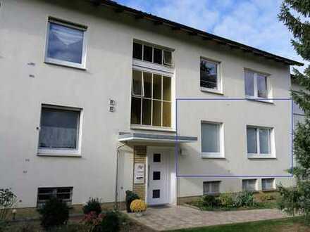 Helle Erdgeschosswohnung in ruhiger Wohnlage von Bückeburg- erst 2013 kernsaniert!