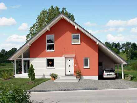 Herxheimweyher Hier bauen wir IhrKFW 40 Haus !!