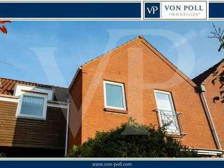 Junge Familien aufgepasst! Wunderschönes Reihenhaus in Wismar.