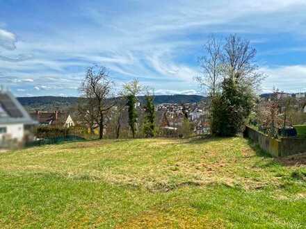 Hier bauen Sie Ihr Traumhaus: Top-Lage mitten in Rottenburg (Ausschreibung noch bis 15. Mai)