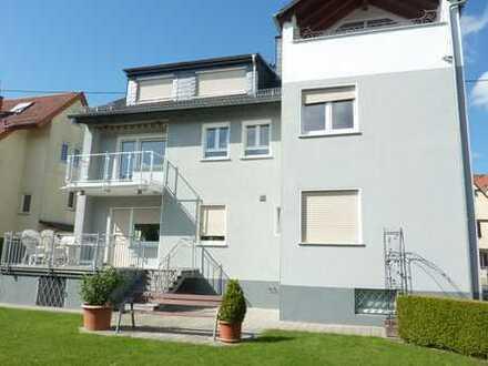 In Kronberg/Oberhöchstadt, gut geschnittene 4-Zimmerwohnung in Bestlage, ruhig und zentral.