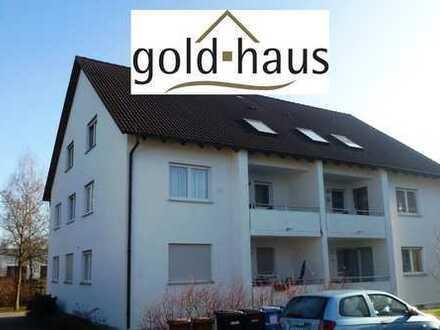 Großzügige 3 Zimmerwohnung mit Loggia in Höchstädt