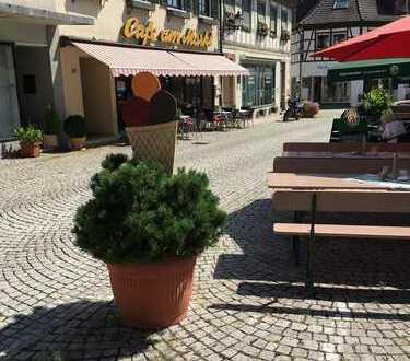 Attraktive Gewerbeeinheit in der Altstadt von Gernsbach