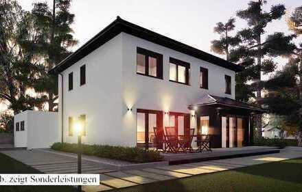 """""""Wunderschöne Villa"""" im Toscana Stil, PV-Anlage, Doppelgarage - """"NEUBAU SCHLÜSSELFERTIG"""""""