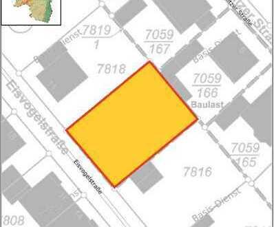Großes Grundstück von Privat in Jockgrim zu verkaufen