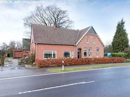 Einfamilienhaus in Randlage von Schüttorf mit vielen Möglichkeiten
