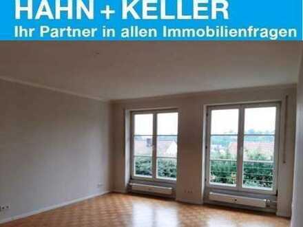 Ansprechende 3-Zimmer-Wohnung in zentrumsnaher Lage von Biberach!