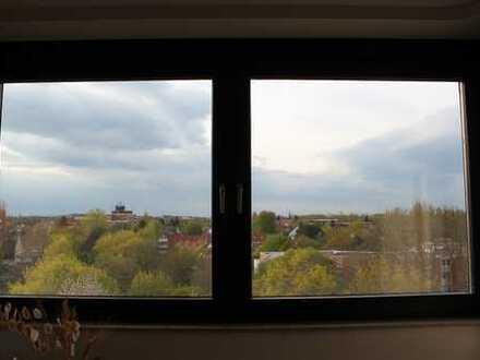 Attraktive 4-Zimmer-Wohnung mit Balkon und Einbauküche in Hannover/Ricklingen