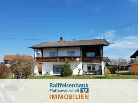 Gemütliches Zweifamilienhaus mit BERG- und SEEBLICK!