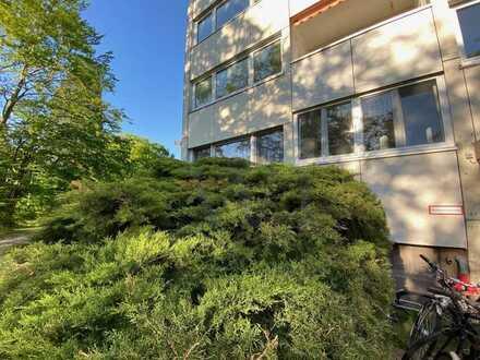 Nähe KIT - ideal für Kapitalanleger oder Eingennutzer - helle 3 ZI-ETW Waldstadt